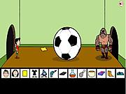 Игра Спасение футболистов