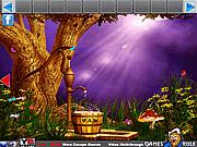 Игра Освобождение из загадочного дерева