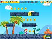 Игра Приключения Марио 6