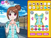 Игра Образ принцессы Аватара