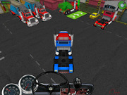 Игра Веселое путешествие на грузовике 3D