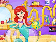 Игра Ванные процедуры с Ариель