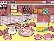 Игра Приготовление горячих пирожков с Миа