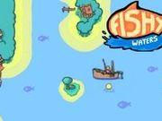 Игра Рыбки в воде