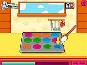 Игра Приготовление пироженых