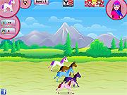 Игра Пони жокей