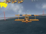 Игра Пилотные трюки в Сан Франциско
