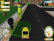 Игра Такси будущего