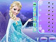 Игра Макияж для принцессы Эльзы