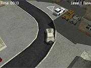 Игра Парковка внедорожника