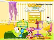 Игра Симпатичный дом