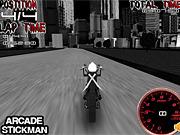 Игра Увлекательная гонка вместе со Стикманом 3D