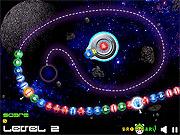 Игра Космическая зума