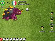 Игра Чемпионат мира по футболу среди монстров 2014