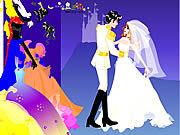 Игра Цветастое венчание