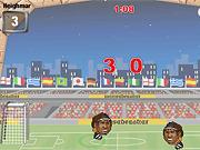 Игра Футбол головами - чемпионата мира