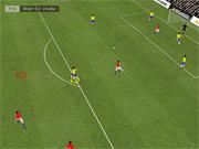 Игра Увлекательный футбол