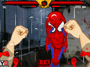 Игра Epic Celeb Brawl - Spiderman game