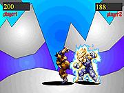 Игра Шар дракона Z: вспышка супер Saiyan