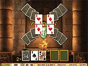 Игра Веселый пасьянс