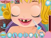 Игра Детский стоматолог