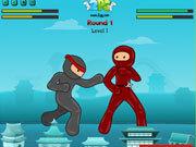Игра Frantic Ninjas