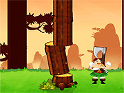 Игра Деревянное сражение
