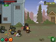 Игра Зомби атакуют!