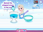 Игра Вкусный десерт от Эльзы