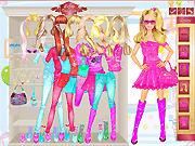 Игра Наряд для Барби