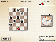 Игра Шахматы на минных полях
