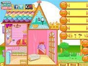 Игра Принцесса и  Кукольный дом