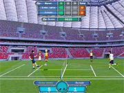 Игра Foutbol'no - Le tournoi de tennis 2012