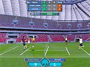 Игра Футбольно-теннисный турнир 2012