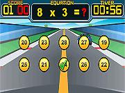 Игра Высшая скорость арифметики