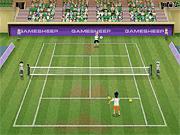 Игра Теннис для  чемпионов