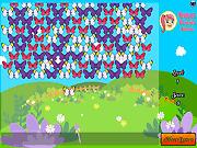 Игра Пузыри-бабочки