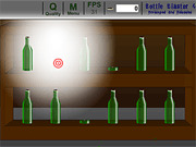Игра Стрельба по бутылкам 4