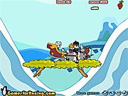 Игра Замороженные сани Эльзы