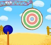 Игра Смешарики - Попади в цель