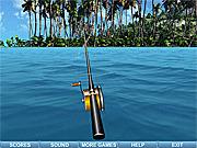 Игра Морская рыбалка в Тропиках