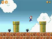 Игра Марио. Звездные врата.
