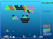 Игра Снукер пузырями