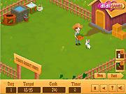 Игра Ферма с кроликами