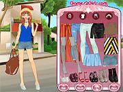 Игра Блогер моды