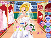 Игра Винкс: Свадебная корзина для Стеллы