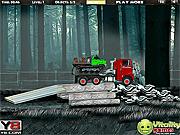 Игра Двухместный грузовик