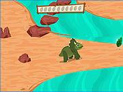 Игра Веселый Динозаврик