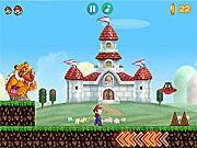 Игра Марио с пистолетом