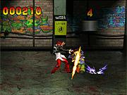 Игра KOF против зомби